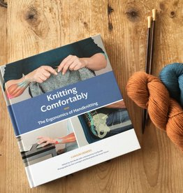 Carson Demers Knitting Comfortably: The Ergonomics of Hand Knitting