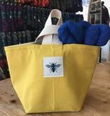 Blue Bee Studio Bee Bin