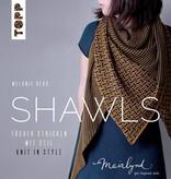 Shawls. Knit in Style. by Melanie Berg