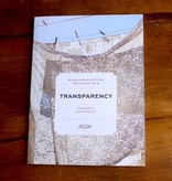 Modern Daily Knitting Field Guide No. 6 - Transparency
