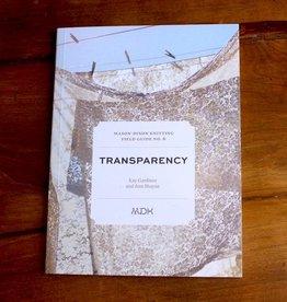Mason-Dixon Knitting Field Guide No. 6 - Transparency