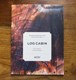 Modern Daily Knitting Field Guide No. 4 - Log Cabin