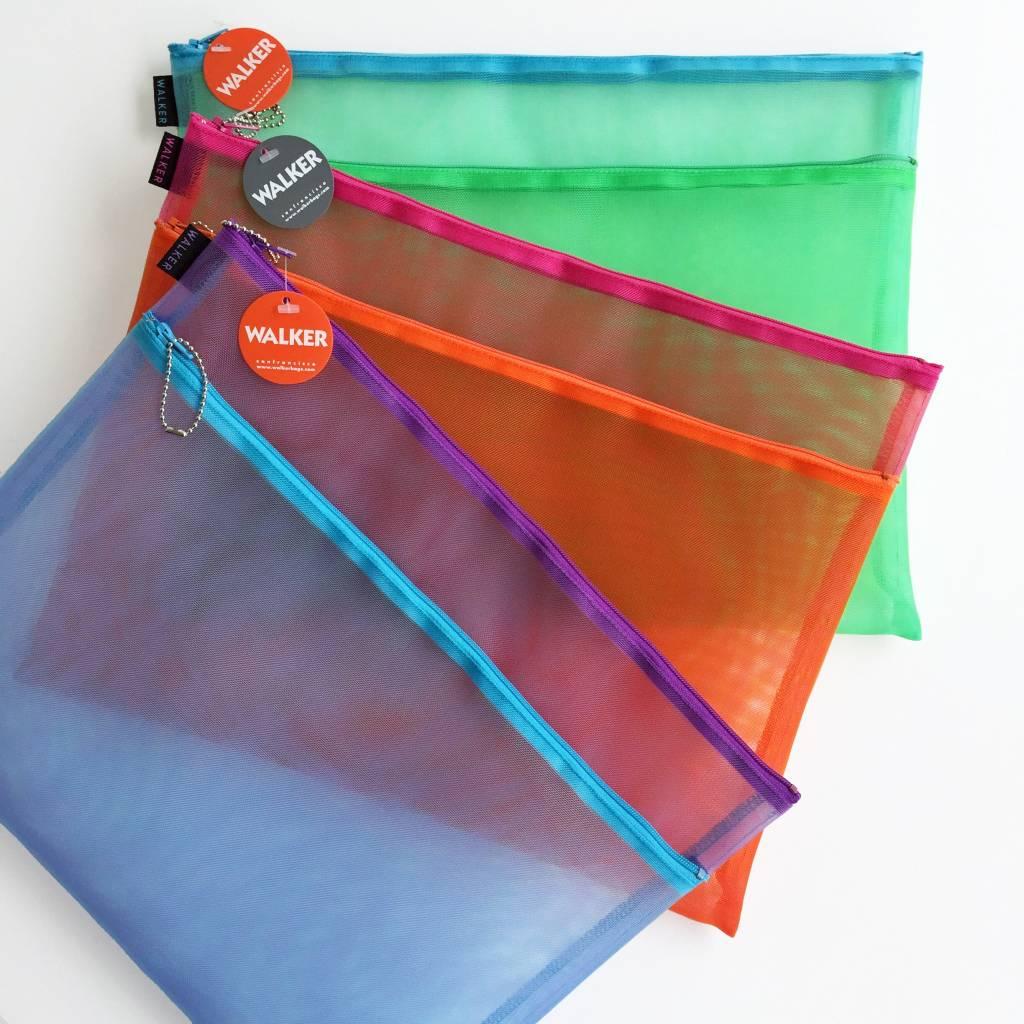 Walker Bags Double Zip Case 11x14