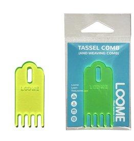 The Loome Tassel Comb