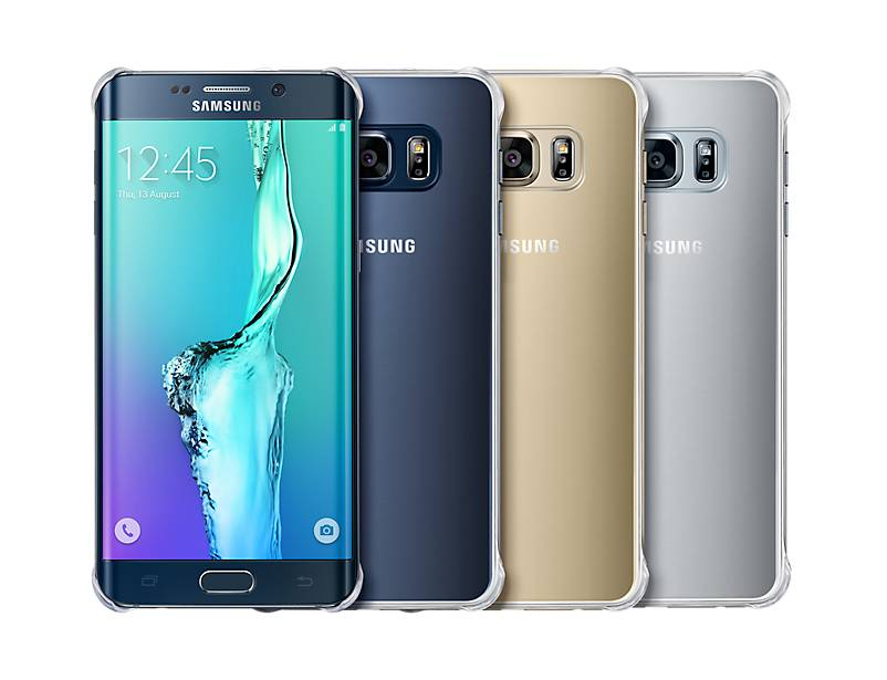 online store a0d9c 9e661 SAMSUNG Samsung S6 Edge + Glossy Cover