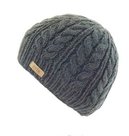 Aran Cable Pullon Hat