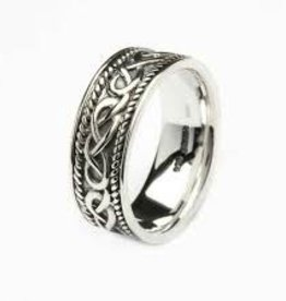 S/S Celtic Heavy Ring