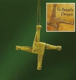 St. Brigid's Cross Ornament