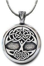 Celtic Knot Works Celtic Tree of Life Pendant
