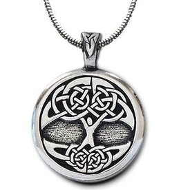 Celtic Knot Works Celtic Tree of Life Pendant