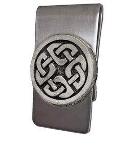 Celtic Knot Works Celtic Shield Knot Money Clip