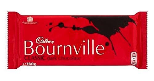Cadbury Bournville Classic Dark Chocolate Bar