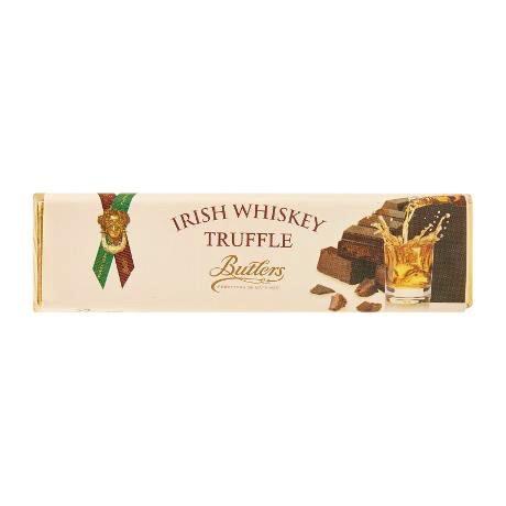 Irish Whiskey Truffle Bar 75g