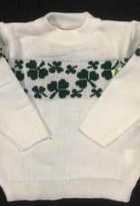 Shamrock Crew Neck Sweater