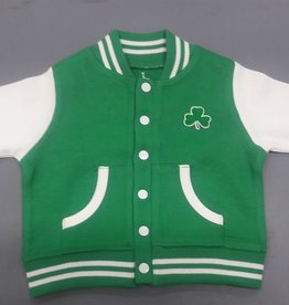 Shamrock Varsity Jacket