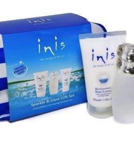 Inis Sparkle & Glow Gift Set