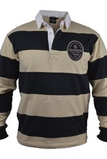 Guinness Striped Long Sleeve Rugby Jersey