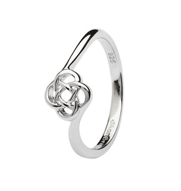 S/S Celtic Knot Ring