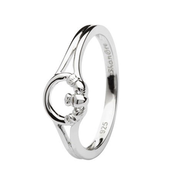 S/S Claddagh Ring