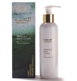 Green Angel - Pure & Organic Seaweed Body Lotion with Neroli & Chamomile - 200ml