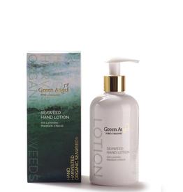 Green Angel - Pure & Organic Seaweed Hand Lotion with Lavender, Mandarin & Neroli - 300ml