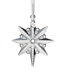Waterford Crystal 2019 Snowstar Ornament