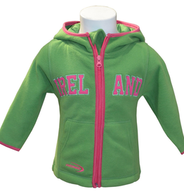 Kids Ireland Fleece Hooded Jacket
