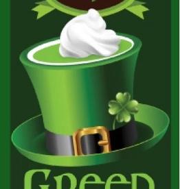 McStevens, Inc. McSteven's Irish Sips Cafe Green Hot Chocolate