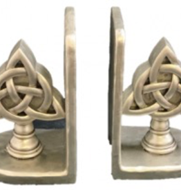 Celtic Trinity Knot Bookends
