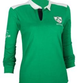 Ladies Cotton Rugby Shirt