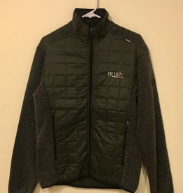 RETRO IRISH IRISH Chilton Hybrid Fleece Quilted Jacket