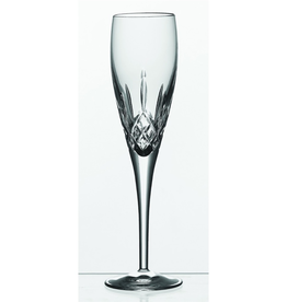 Galway Crystal Longford Champagne Flute Pair