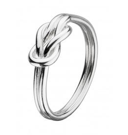Kit Heath Ltd S/S Open Reef Celtic Knot Ring