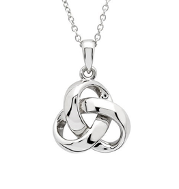 S/S Trinity Knot Necklace