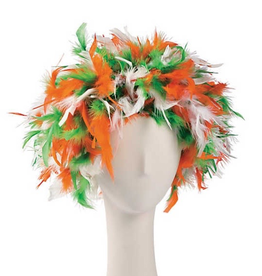 Irish Feathered Headpiece