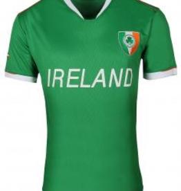 Kid's Ireland Soccer Jersey & Shorts