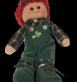 "J. C. Walsh & Sons Irish ""Rory"" Rag Doll"