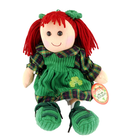 "J. C. Walsh & Sons Irish ""Roisin"" Rag Doll"