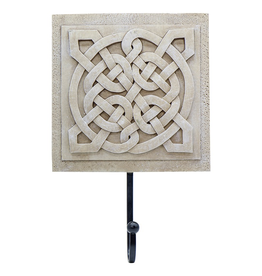 Celtic Knot Wall Plaque with Hook