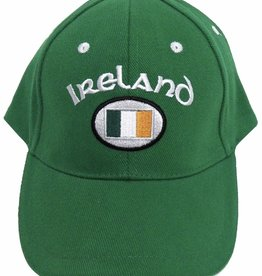 Ireland Cap w/ Flag