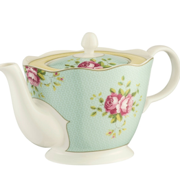 Aynsley Aynsley Archive Rose Teapot