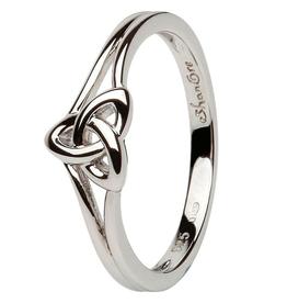 S/S Trinity Knot Ring