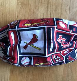 Deborah Wurdack St. Louis Cardinals/Blues Reversible Face Mask