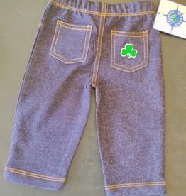 Jeans w/ Shamrock