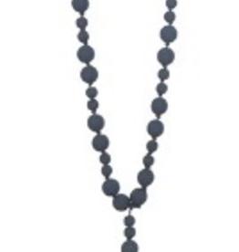 Creative Co-Op Wood Bead Rosary