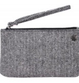 Wristlet with Celtic Knot Button