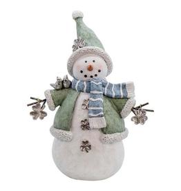 Charmed Shamrock Snowman