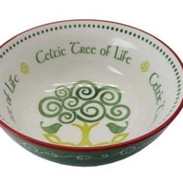Celtic Tree of Life Bowl