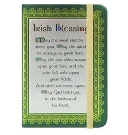 Irish Blessing Notebook