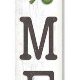 "My Word! Home Sweet Home Porch Board - 8""x46.5"""
